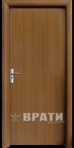 Интериорна HDF врата, модел 030 Златен дъб
