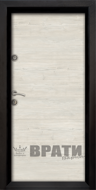Блиндирана входна врата, модел Ale Door 402 Sunta