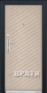 Блиндирана входна врата модел 703