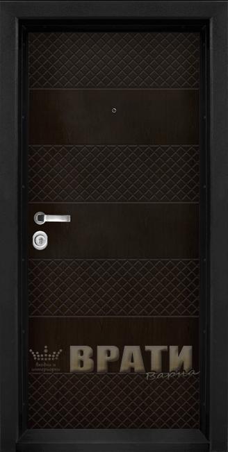 Блиндирана входна врата, модел Т905