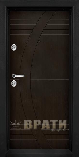 Блиндирана входна врата, модел Т909