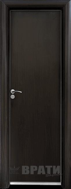 Алуминиеви врата Стандарт Венге